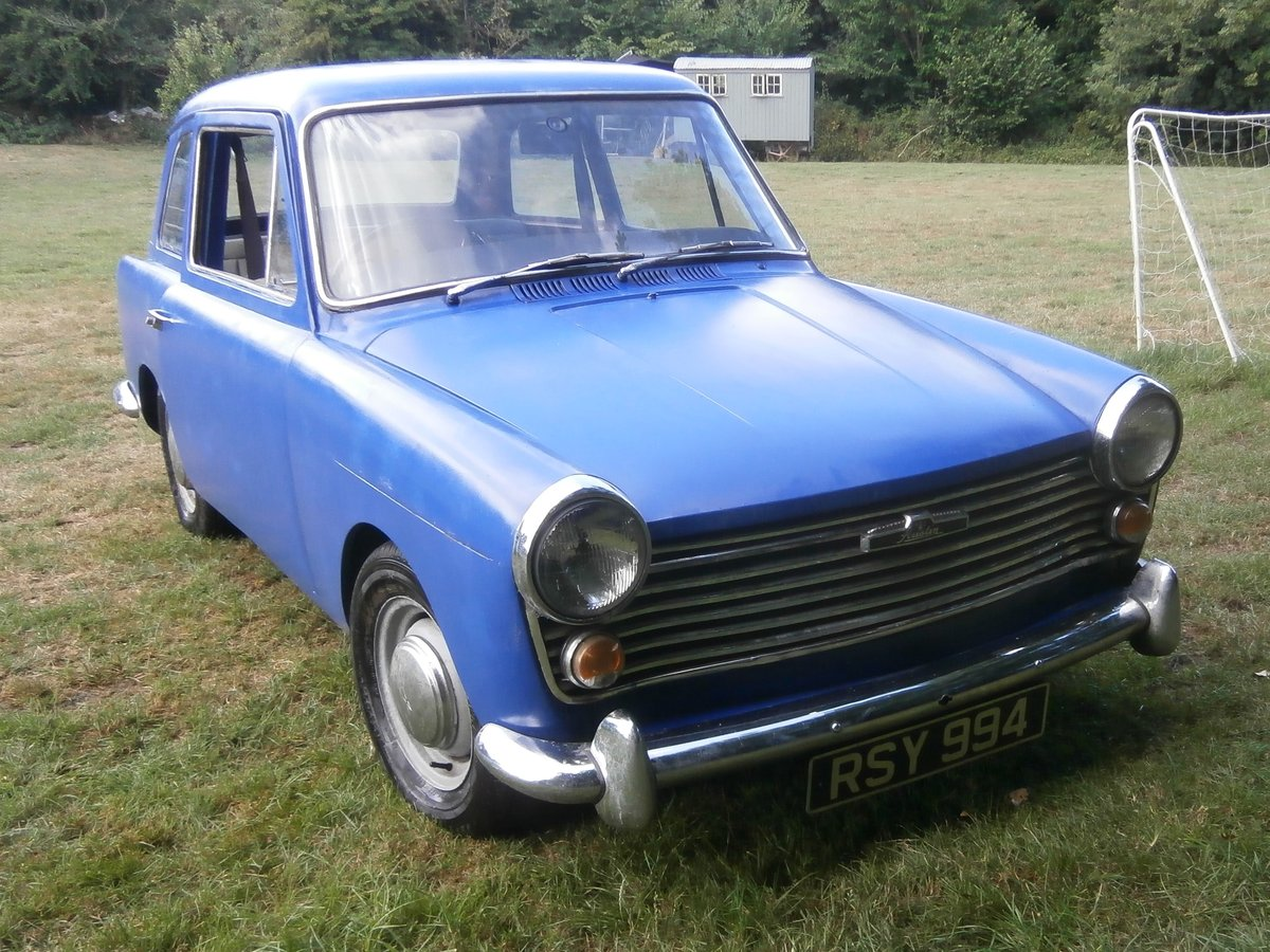 1962 Austin A40 Farina Countryman SOLD (picture 2 of 3)