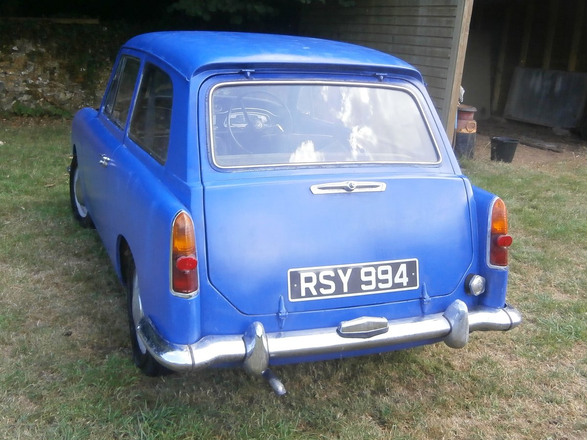 1962 Austin A40 Farina Countryman SOLD (picture 3 of 3)