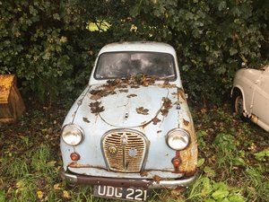 Picture of Austin a35 1958