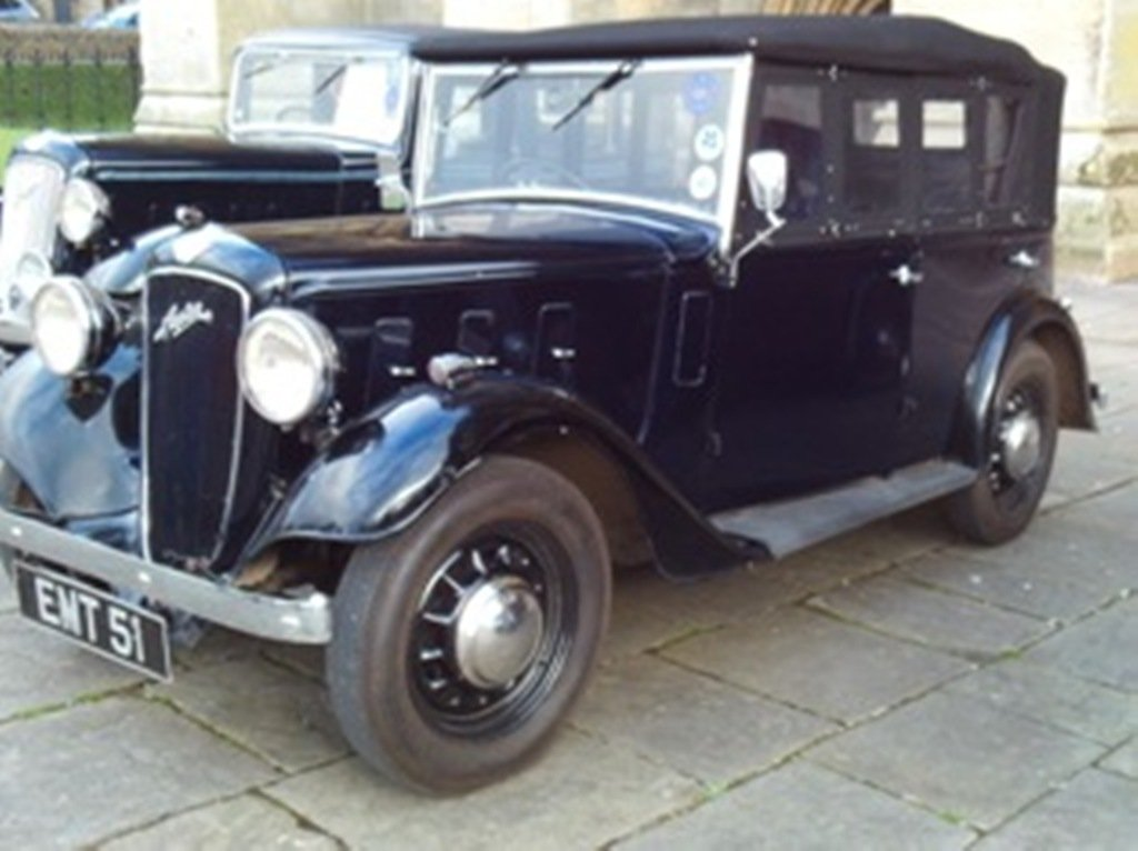 1936 Austin Ten Open Tourer For Sale (picture 2 of 3)