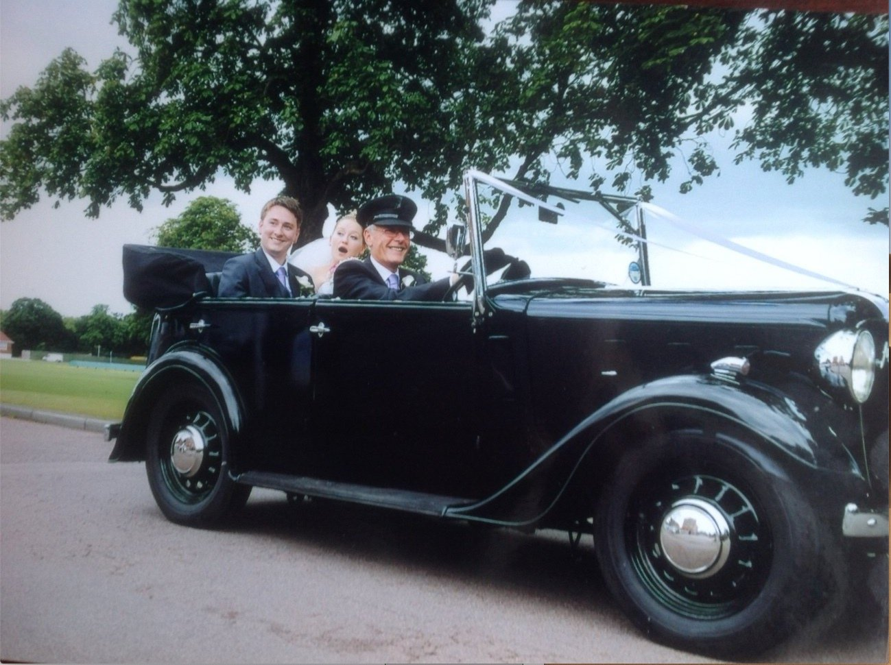 1936 Austin Ten Open Tourer For Sale (picture 1 of 3)