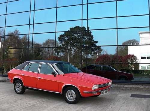 1981 Austin Morris Princess HLS Auto 2.2 at Morris Leslie Auction For Sale by Auction (picture 1 of 1)