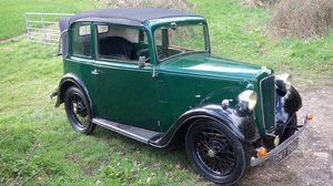 1935 Austin 7 Pearl Cabriolet For Sale by Auction