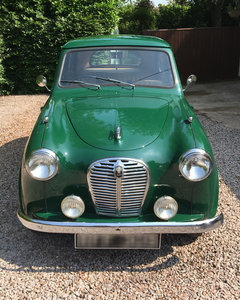 1955 Austin A30 4-door saloon