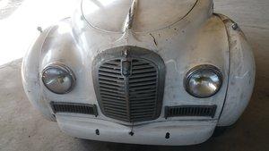 1952 A40 Somerset Sport Drophead