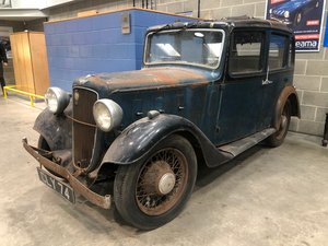 1936 Austin Sherbourne Barn find for auction For Sale by Auction