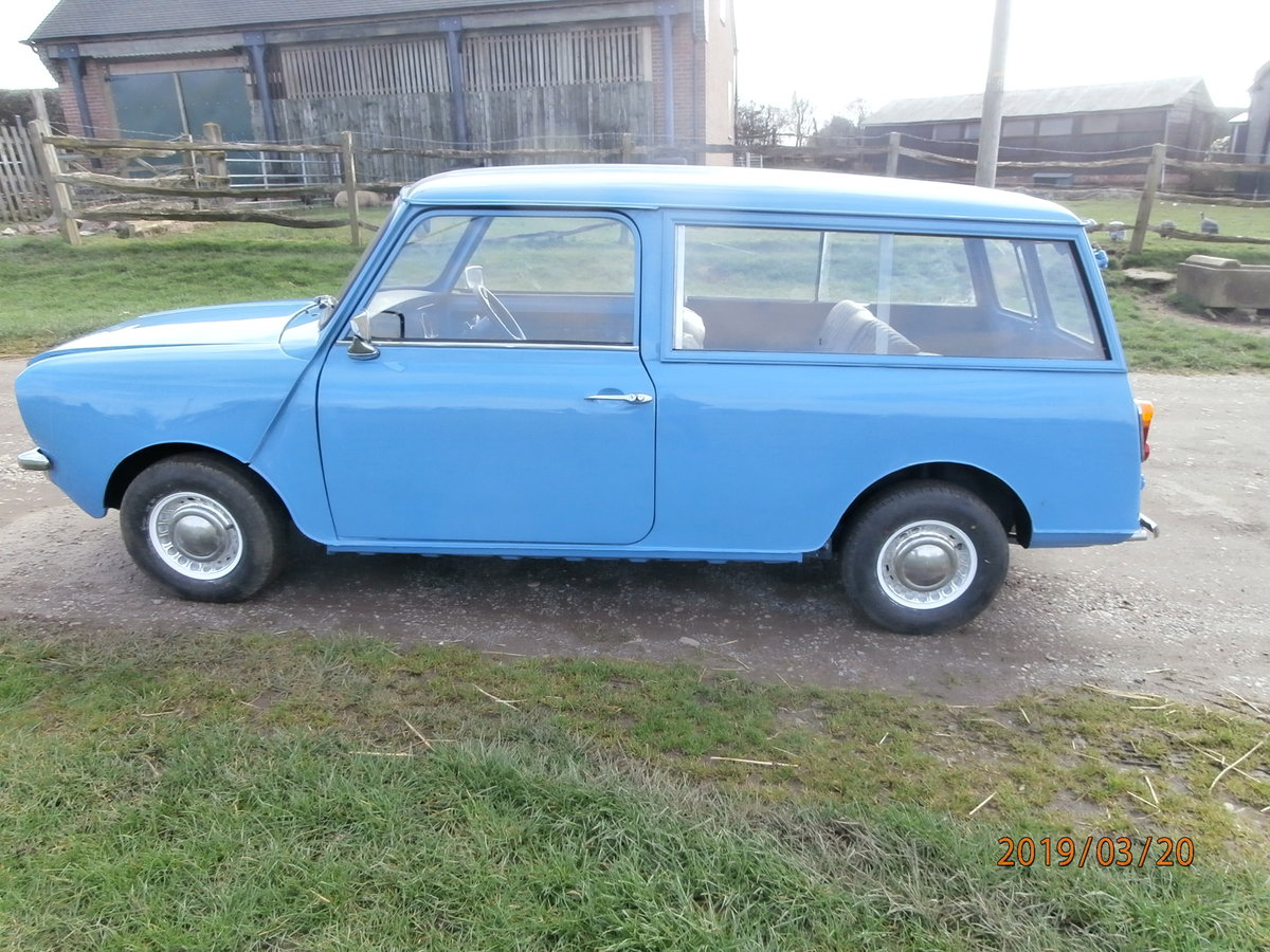 1976 Mini Counytryman estate For Sale (picture 1 of 6)