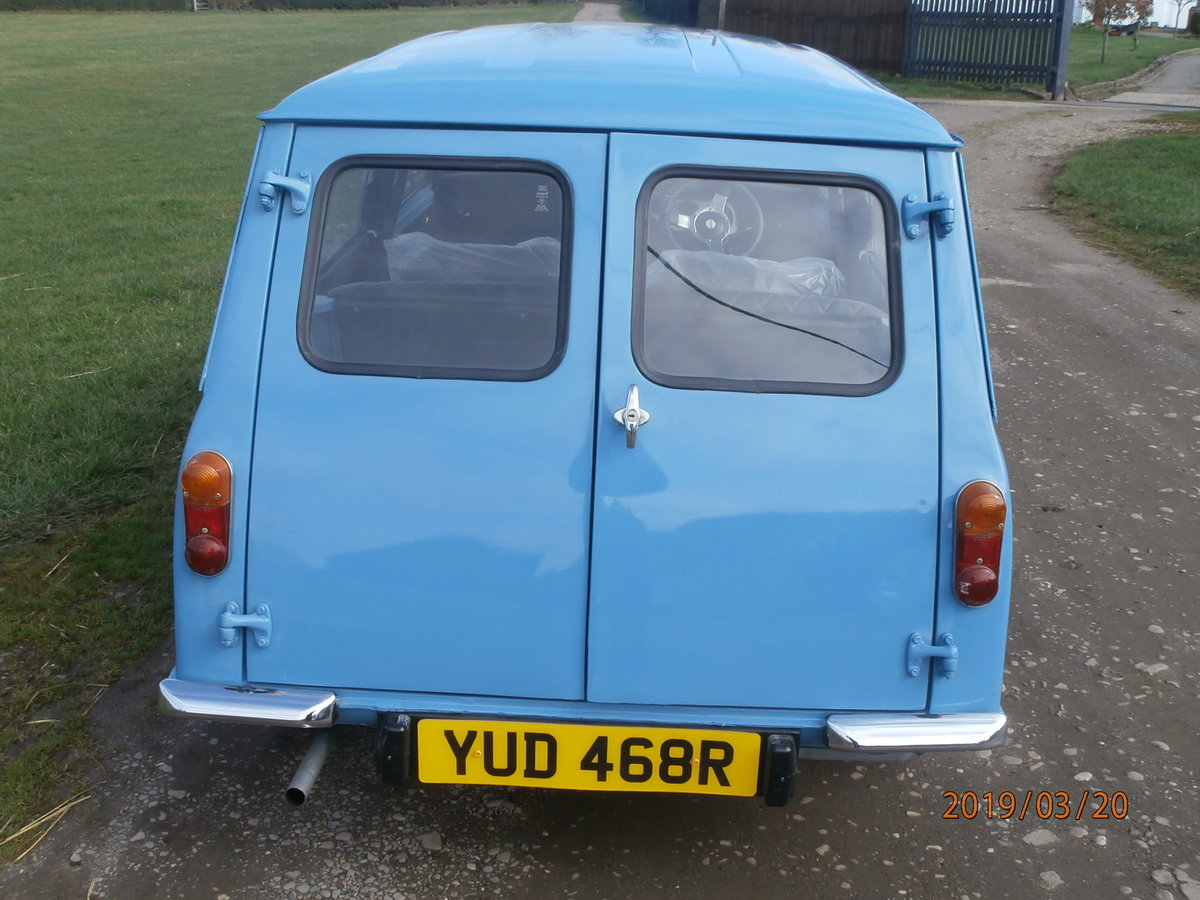 1976 Mini Counytryman estate For Sale (picture 3 of 6)