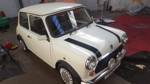 1989 Genuine 48000 Miles 998cc Mini (Morris, Rover) For Sale