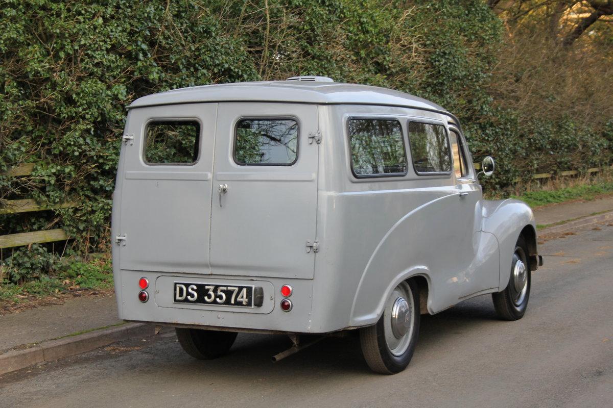 1955 Austin A40 Devon Passenger Van - Unrepeatable find SOLD (picture 3 of 12)
