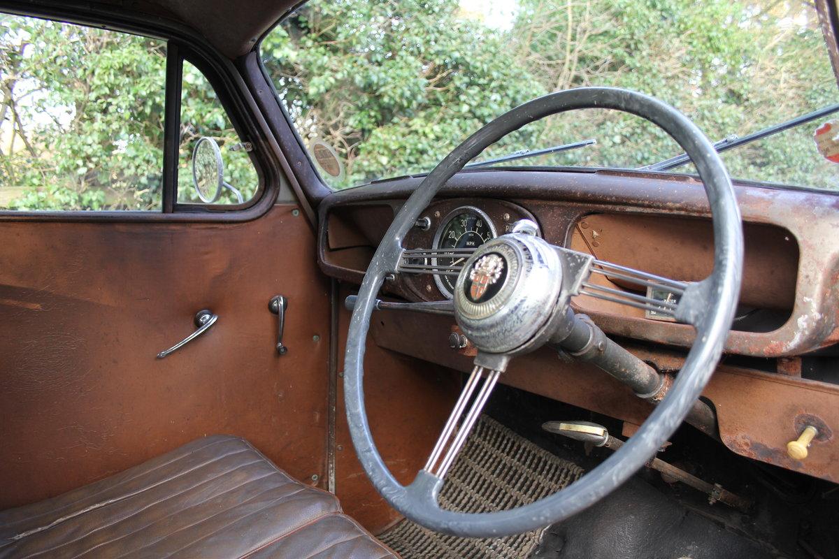 1955 Austin A40 Devon Passenger Van - Unrepeatable find SOLD (picture 4 of 12)