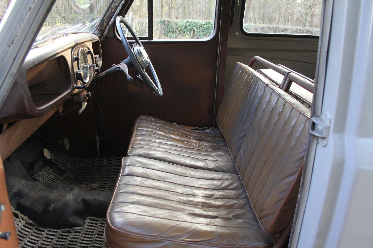 1955 Austin A40 Devon Passenger Van - Unrepeatable find SOLD (picture 5 of 12)