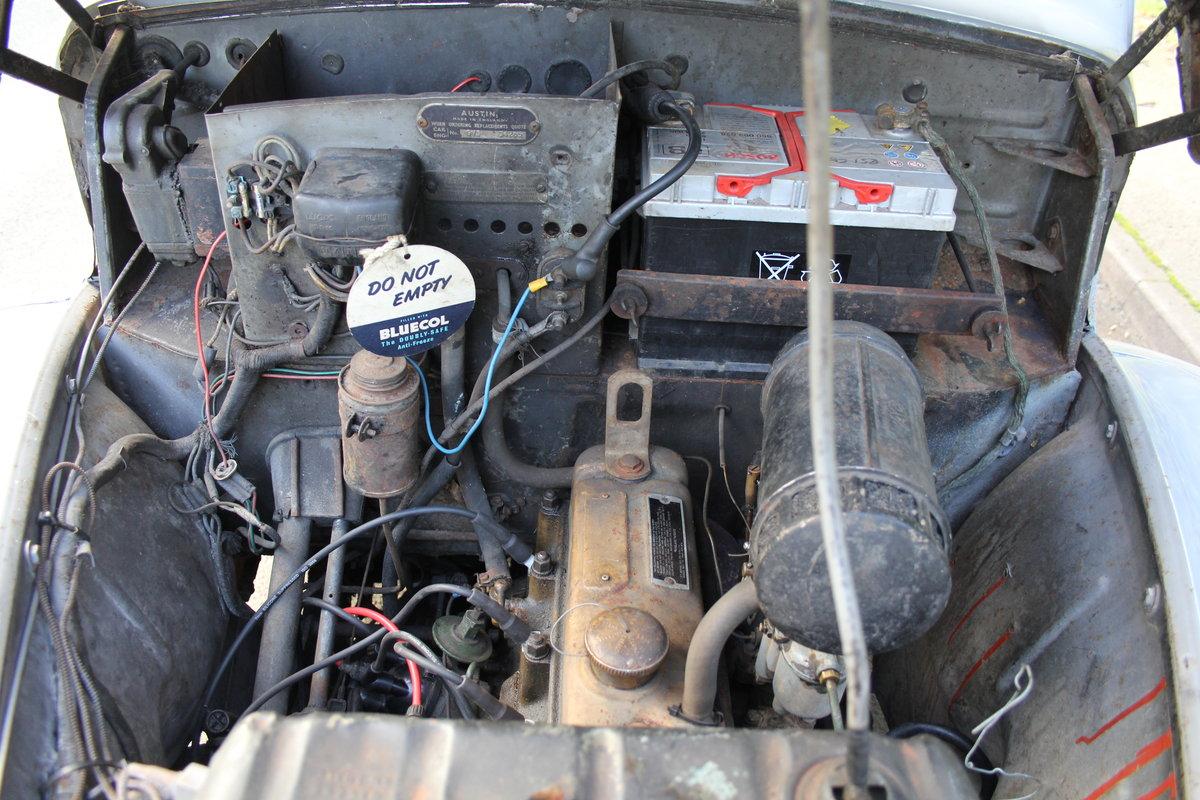 1955 Austin A40 Devon Passenger Van - Unrepeatable find SOLD (picture 8 of 12)