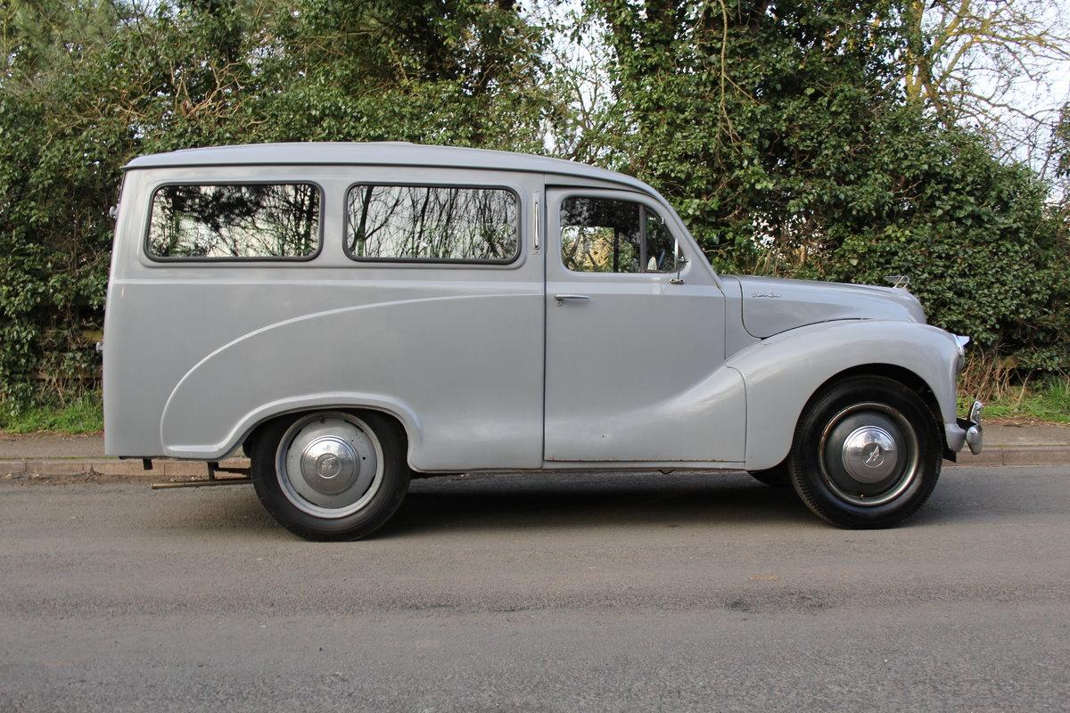 1955 Austin A40 Devon Passenger Van - Unrepeatable find SOLD (picture 9 of 12)