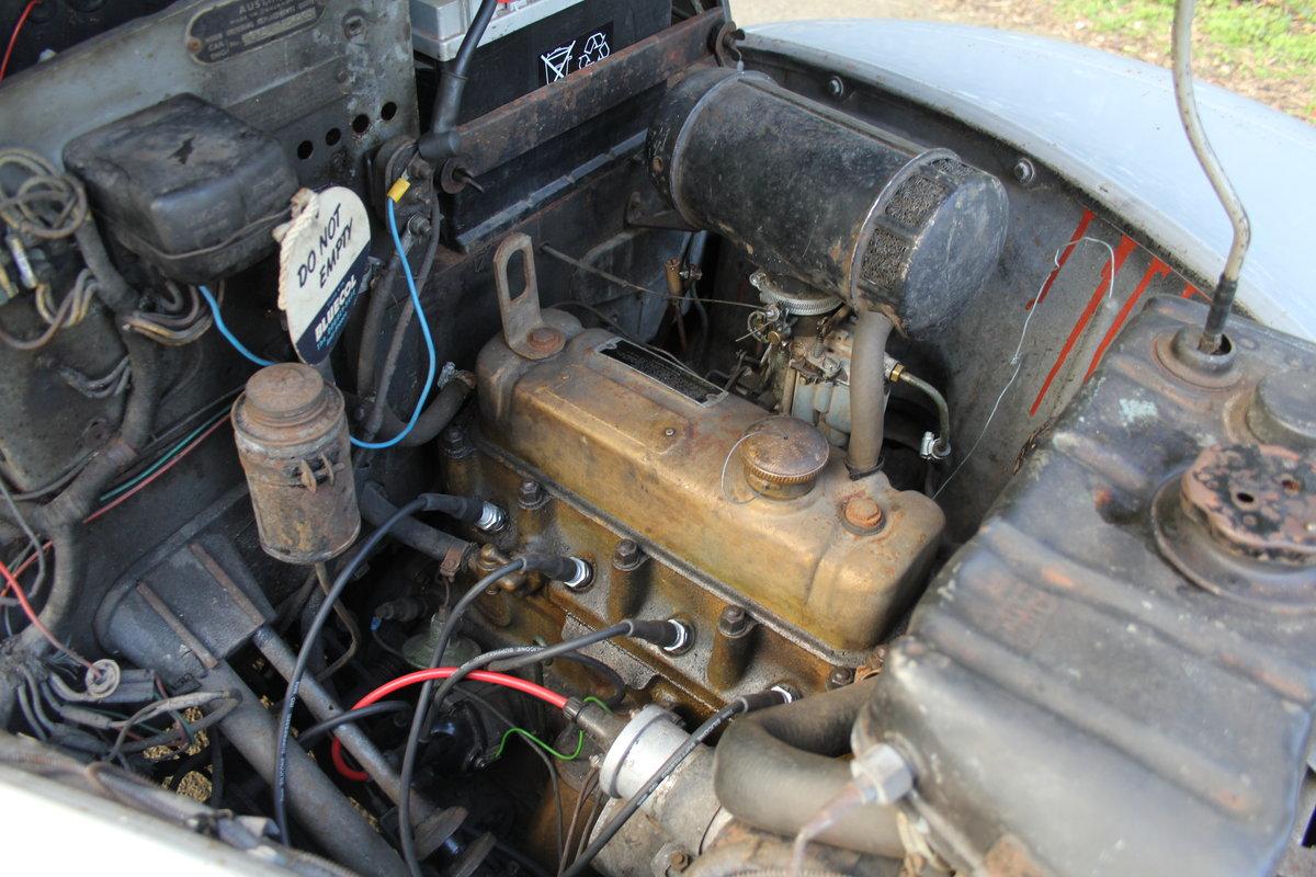 1955 Austin A40 Devon Passenger Van - Unrepeatable find SOLD (picture 11 of 12)