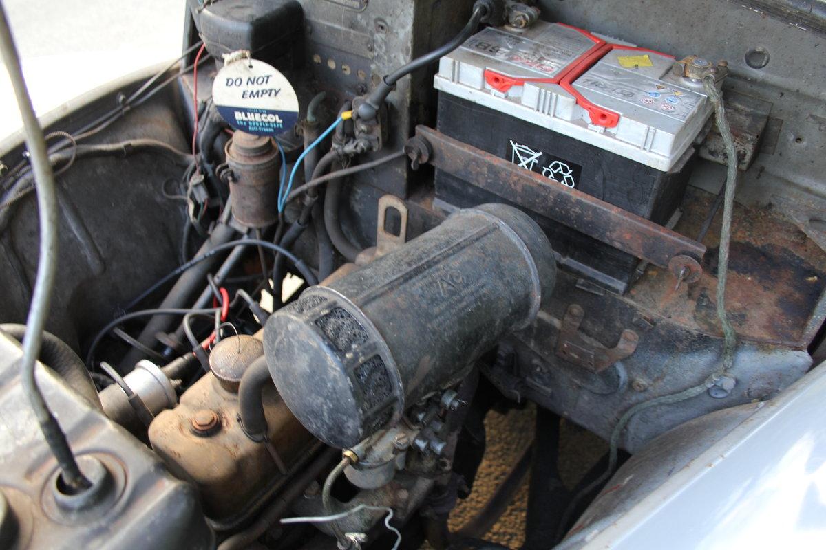 1955 Austin A40 Devon Passenger Van - Unrepeatable find SOLD (picture 12 of 12)