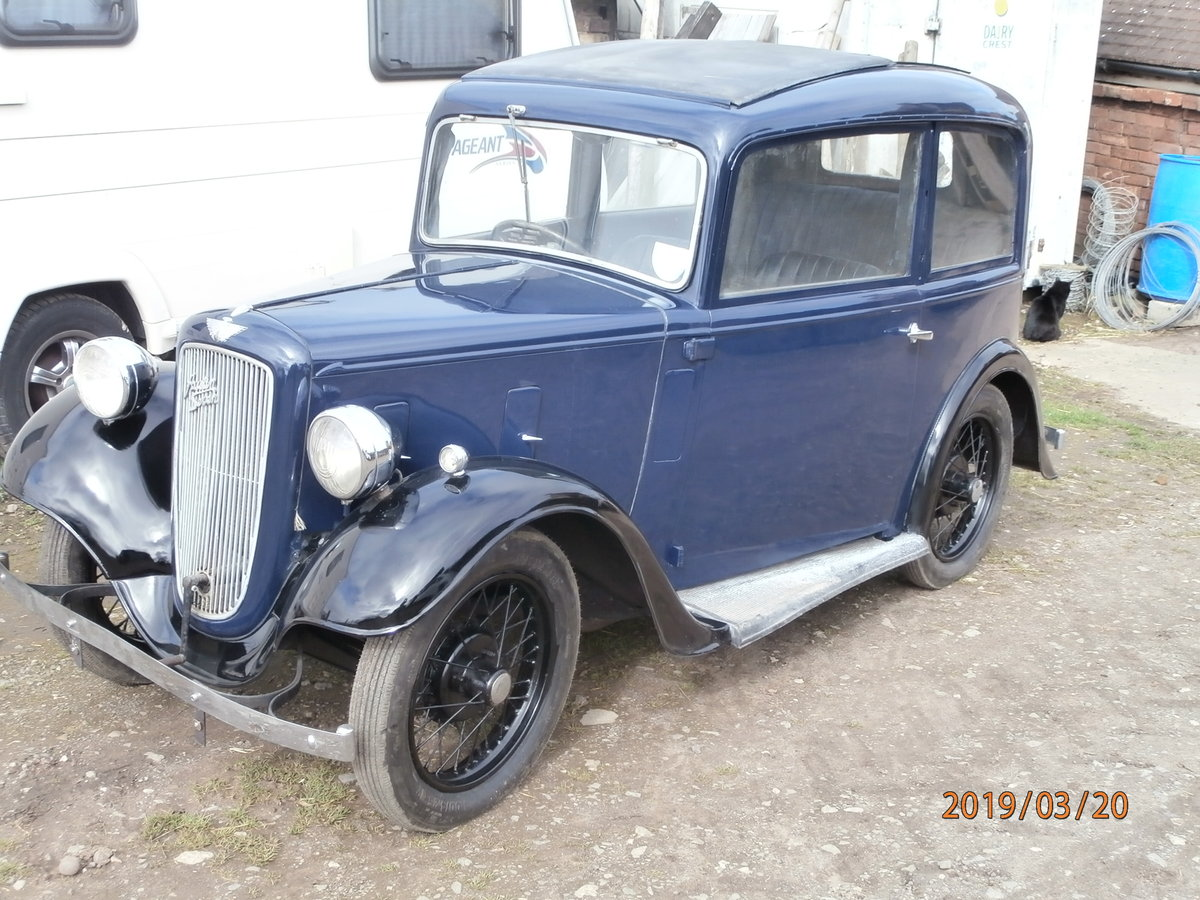 1936 Austin Seven For Sale (picture 1 of 6)