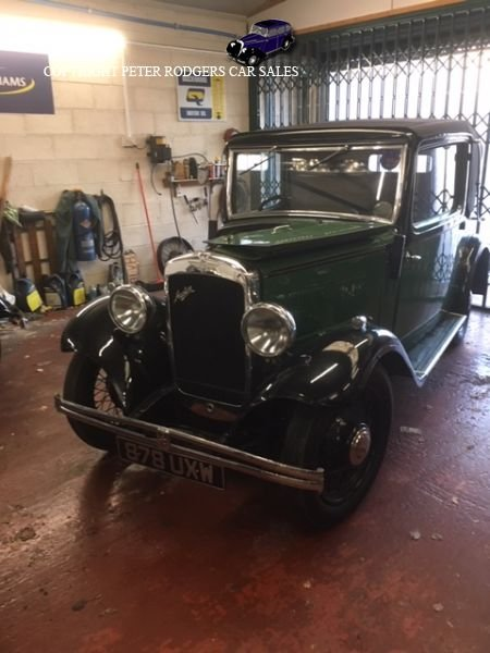 1934 Austin 10/4 Colwyn For Sale (picture 1 of 4)