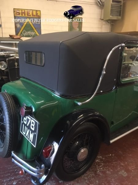 1934 Austin 10/4 Colwyn For Sale (picture 2 of 4)