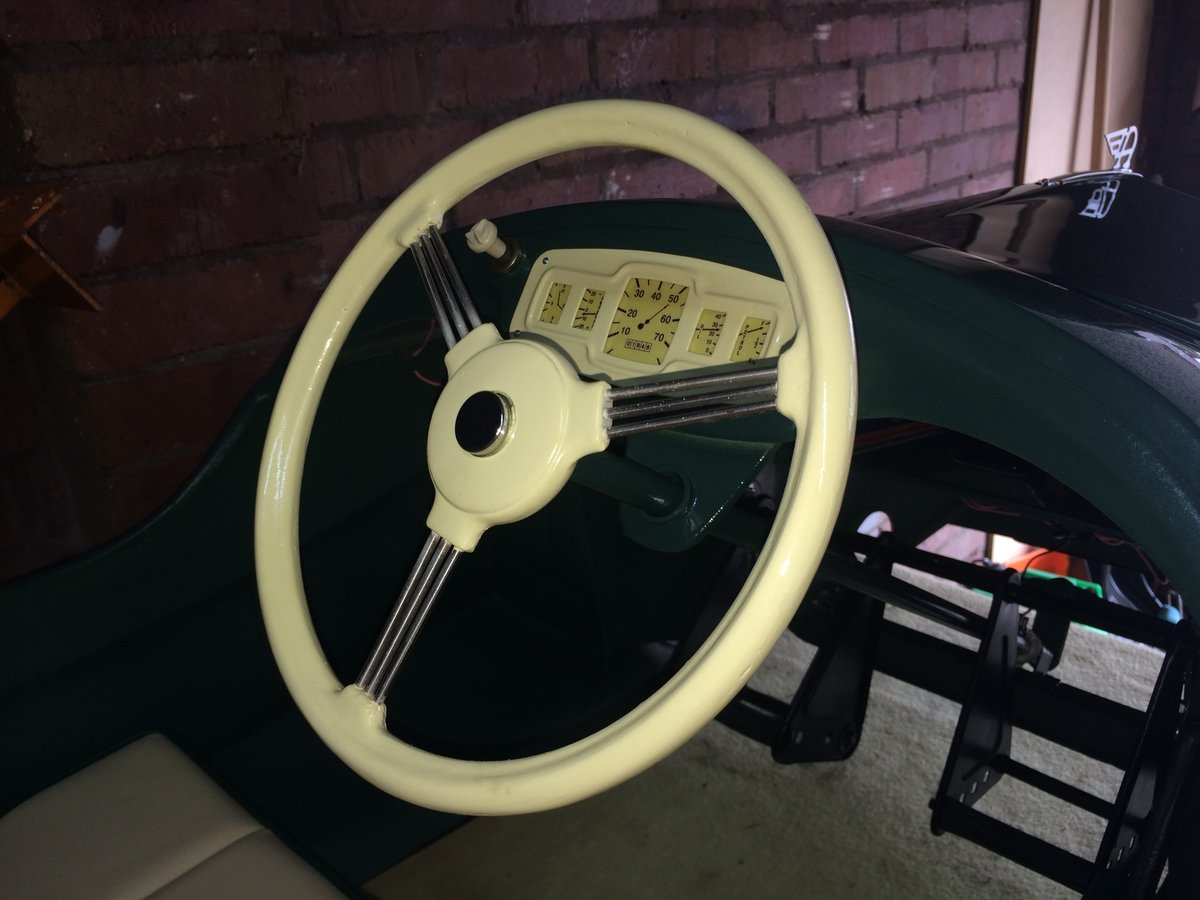 1952 Austin j40 pedal car For Sale (picture 5 of 6)