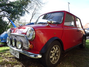 1989 Lovely Classic Mini needs welding for MOT