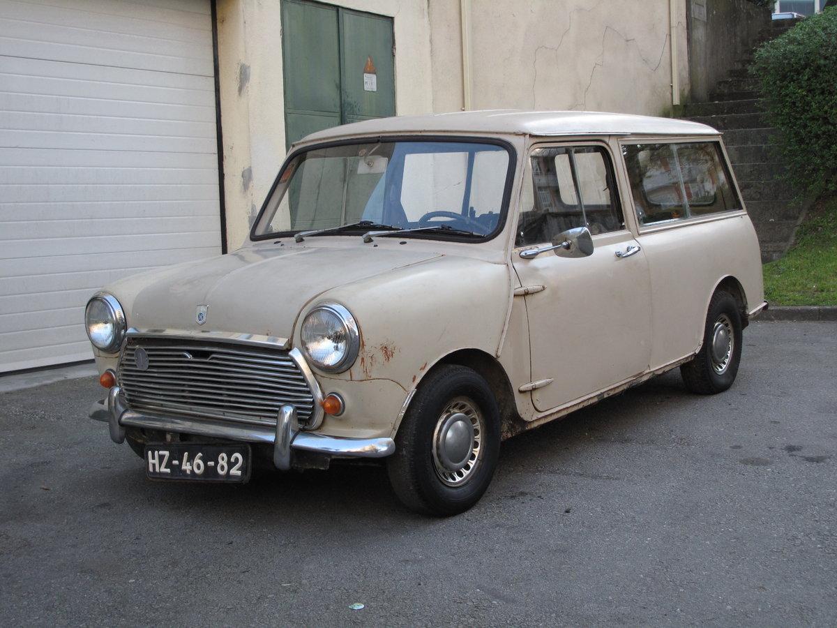 1977 Mini IMA Van For Sale (picture 1 of 6)