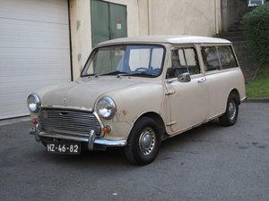 1977 Mini IMA Van