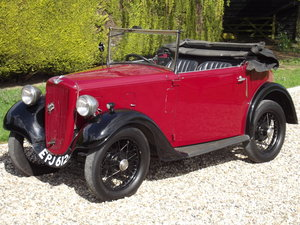 1936 Austin Seven Opal Tourer For Sale