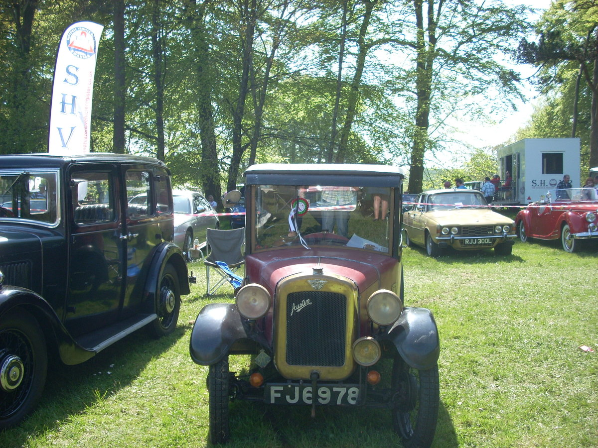 1930 Austin Seven RK Saloon For Sale (picture 5 of 6)