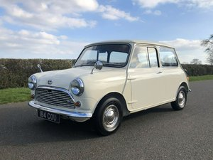 1961 Austin Seven Mini 848cc SOLD