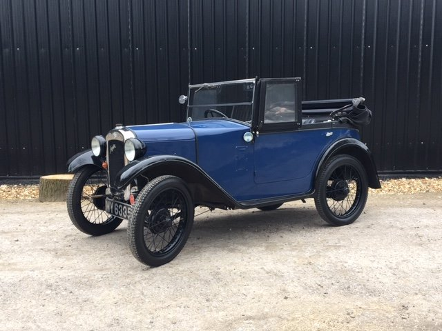 1930 Austin 7 Boat Tail Two Seater Tourer For Sale (picture 10 of 12)