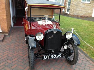 1931 Austin seven C cab van  For Sale