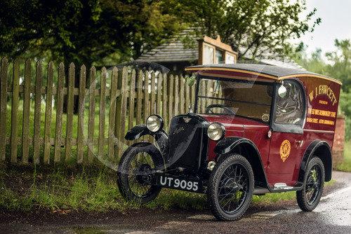1931 Austin seven C cab van  For Sale (picture 5 of 6)