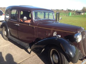1937 Austin 14 For Sale