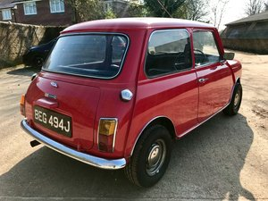 1971 Austin Mini Cooper S Mark III+2 owners in 37 years For Sale