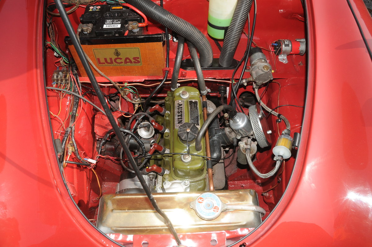 Austin A35 Van (1962) Fully Restored For Sale (picture 5 of 6)