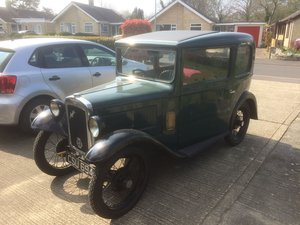1932 Austin 7 RN Box Saloon For Sale