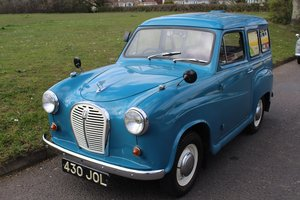 Austin A35 1963 - To be auctioned 26-04-19 For Sale by Auction