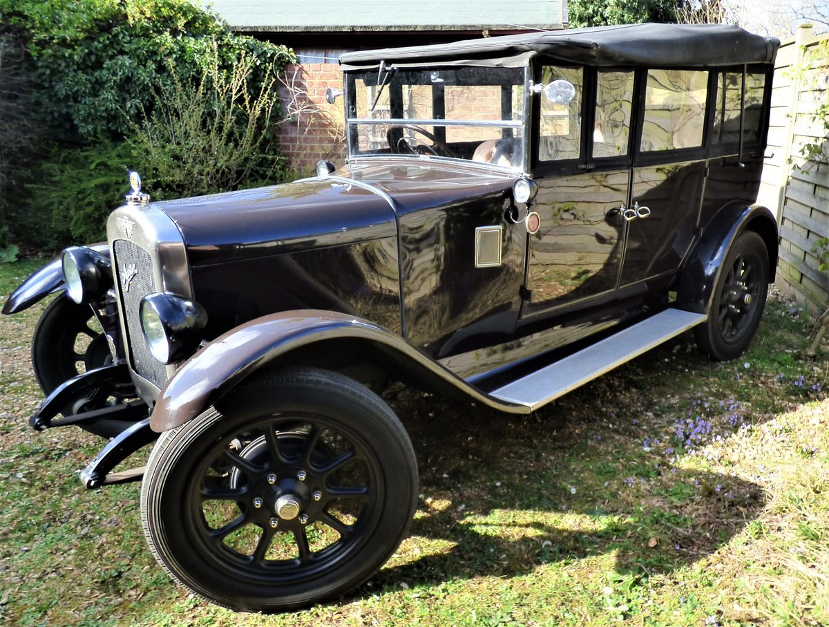 1928 Austin 12-4 Clifton Tourer VGC For Sale (picture 6 of 6)
