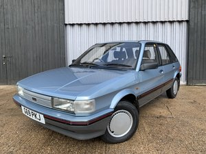1989 Austin Maestro 1.6 5 speed 45,907 miles from new!! For Sale