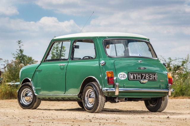 1969 Mk2 Mini Cooper S For Sale (picture 2 of 6)