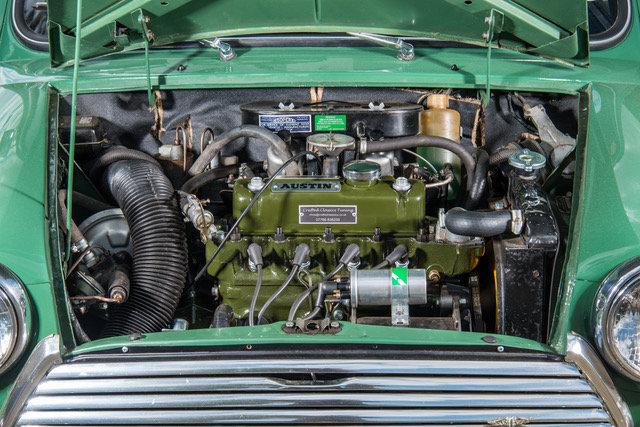 1969 Mk2 Mini Cooper S For Sale (picture 6 of 6)