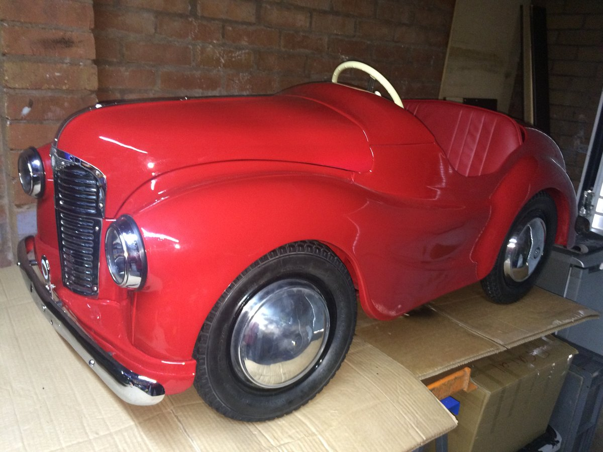 1968 Austin j40 pedal car For Sale (picture 1 of 6)