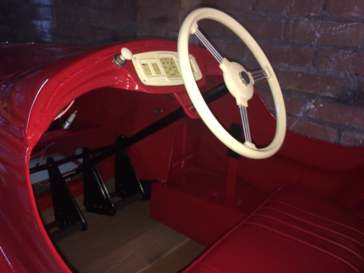 1968 Austin j40 pedal car For Sale (picture 3 of 6)