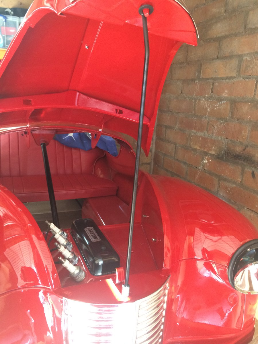 1968 Austin j40 pedal car For Sale (picture 5 of 6)