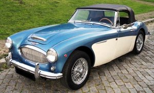 Austin Healey 3000 MK II - 1963 For Sale