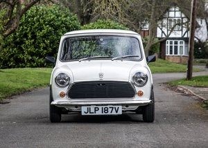 1970 Austin Mini Cooper S Mkii For Sale By Auction Car And Classic