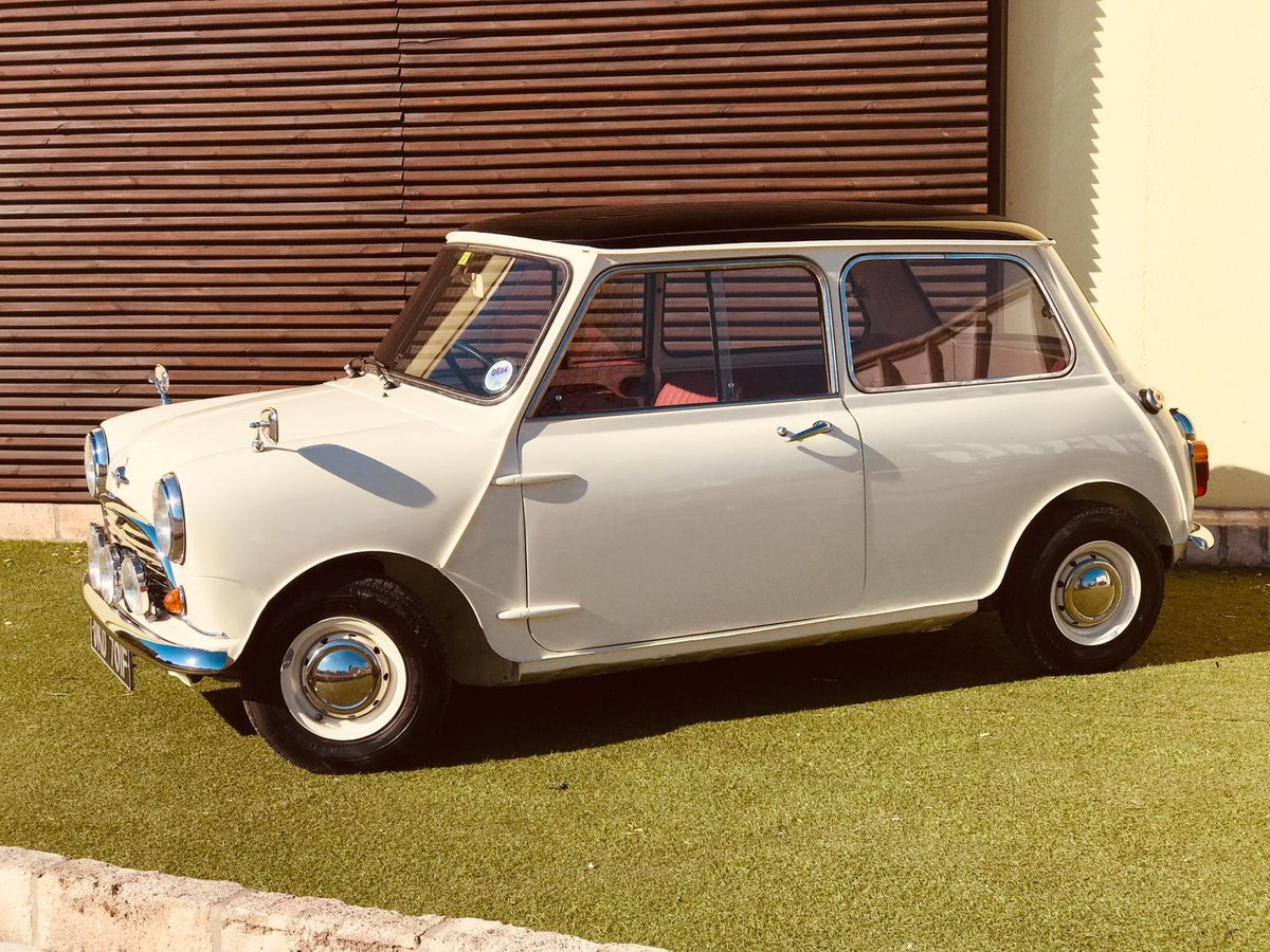 1968 AUSTIN MORRIS COOPER S - RHD For Sale (picture 3 of 6)