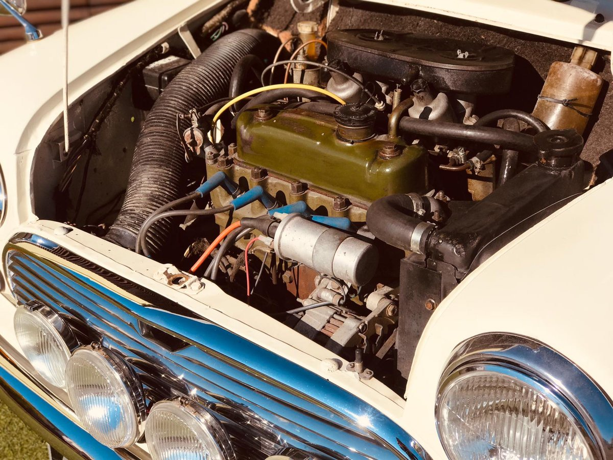 1968 MORRIS MINI COOPER S 1a series - RHD For Sale (picture 4 of 6)
