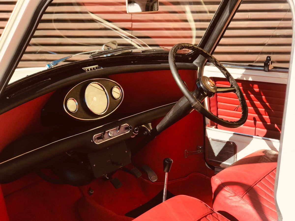 1968 AUSTIN MORRIS COOPER S - RHD For Sale (picture 5 of 6)